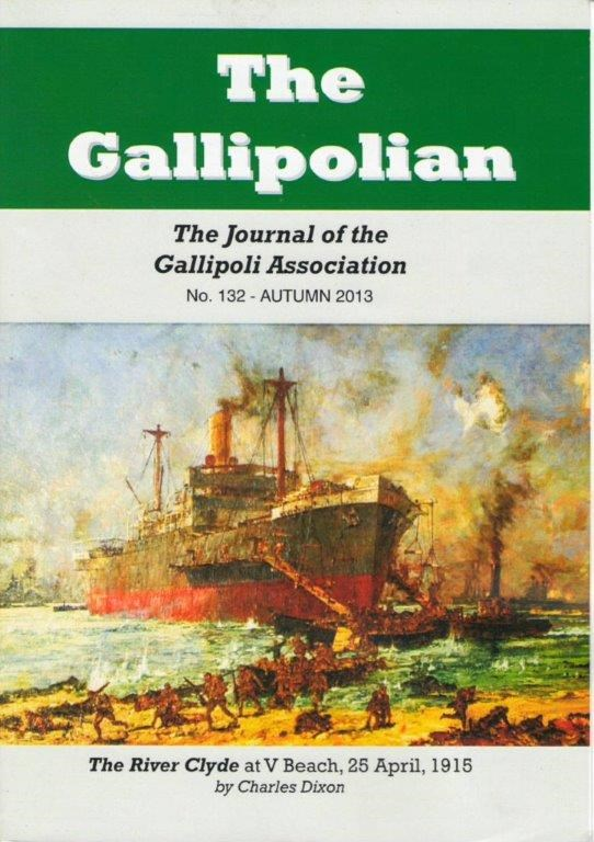 The Gallipolian - Spring 2015