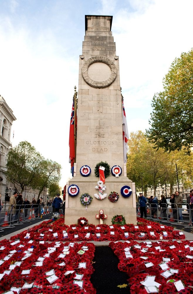 The Cenotaph © Crown Copyright
